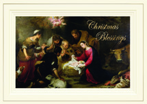 Blessed Moments Christmas Cards
